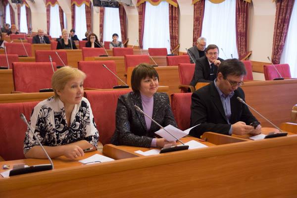 Состоялось совещание с участием министра социально-демографической и семейной политики самарской области