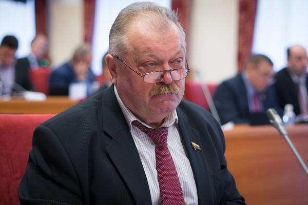 Рыбинский депутат — новый зам председателя комитета по бюджету, налогам и финансам в облдуме